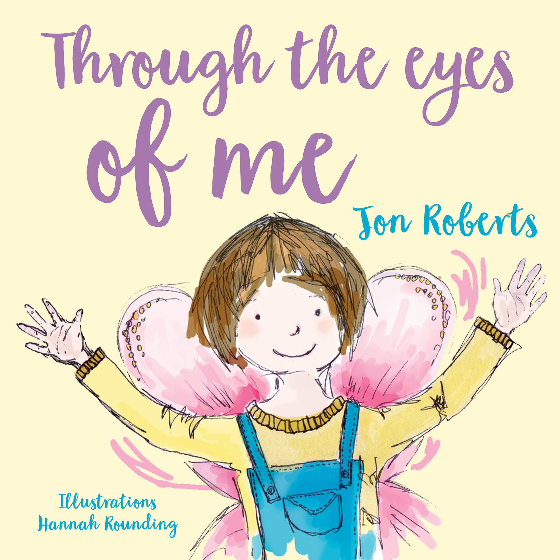 Cover of Through the eyes of me